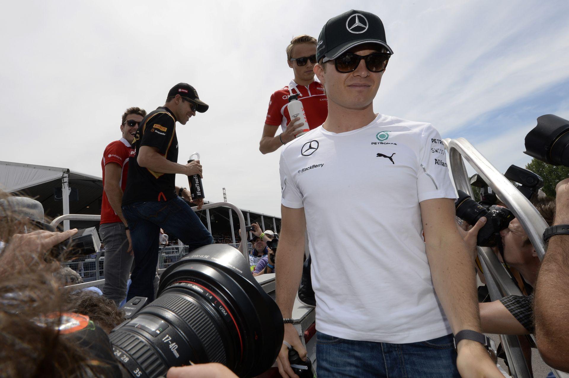 Rosberg megnyugodhat, Hamilton a két kiesésével teret vesztett a bajnokságban