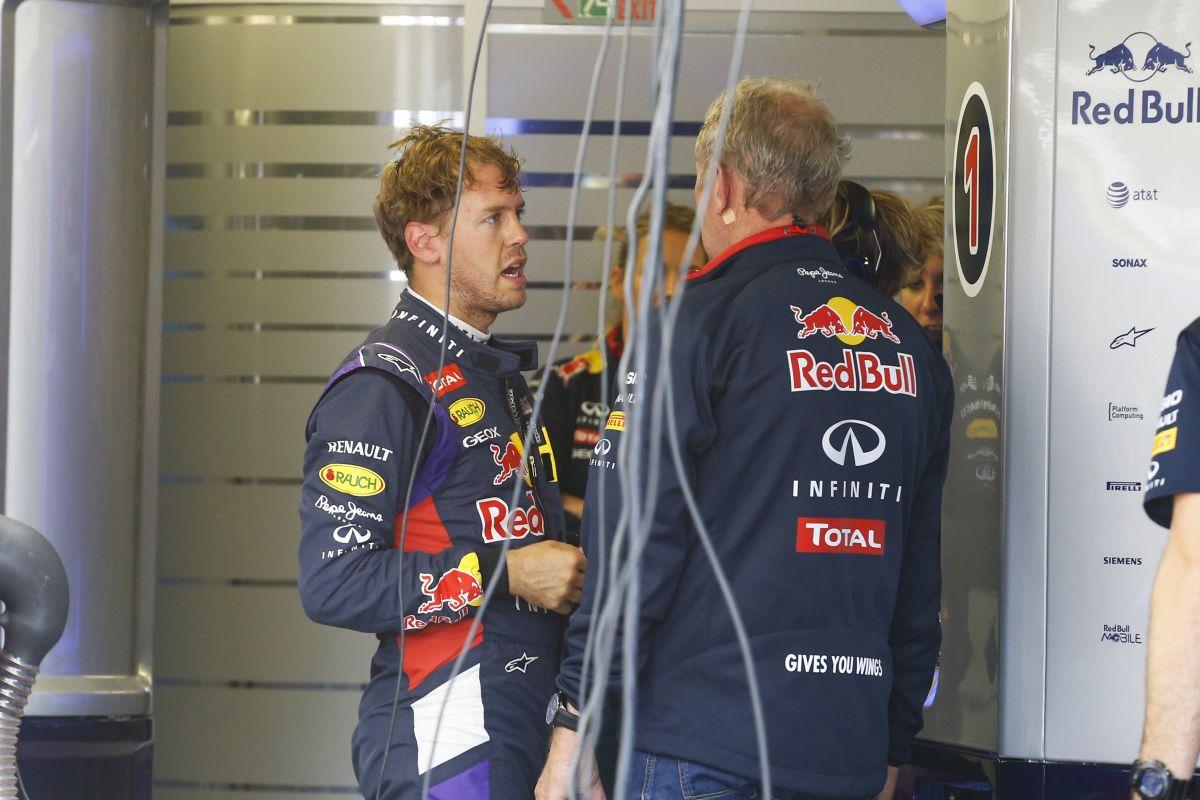 A Red Bullnak mindig két erős versenyzője volt - Vettel teljesítményét beárnyékolja a technika