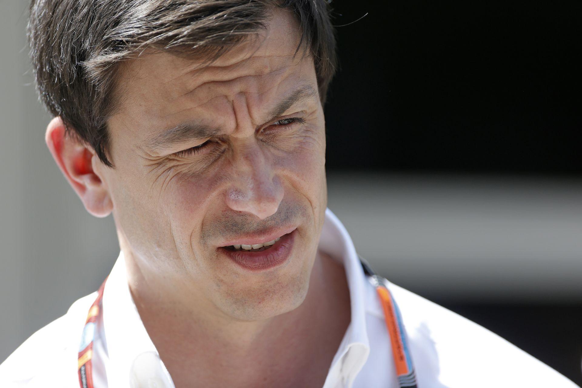 Mercedes: Tavaly biztos volt, hogy az első sor a miénk - ez többé már nem így van