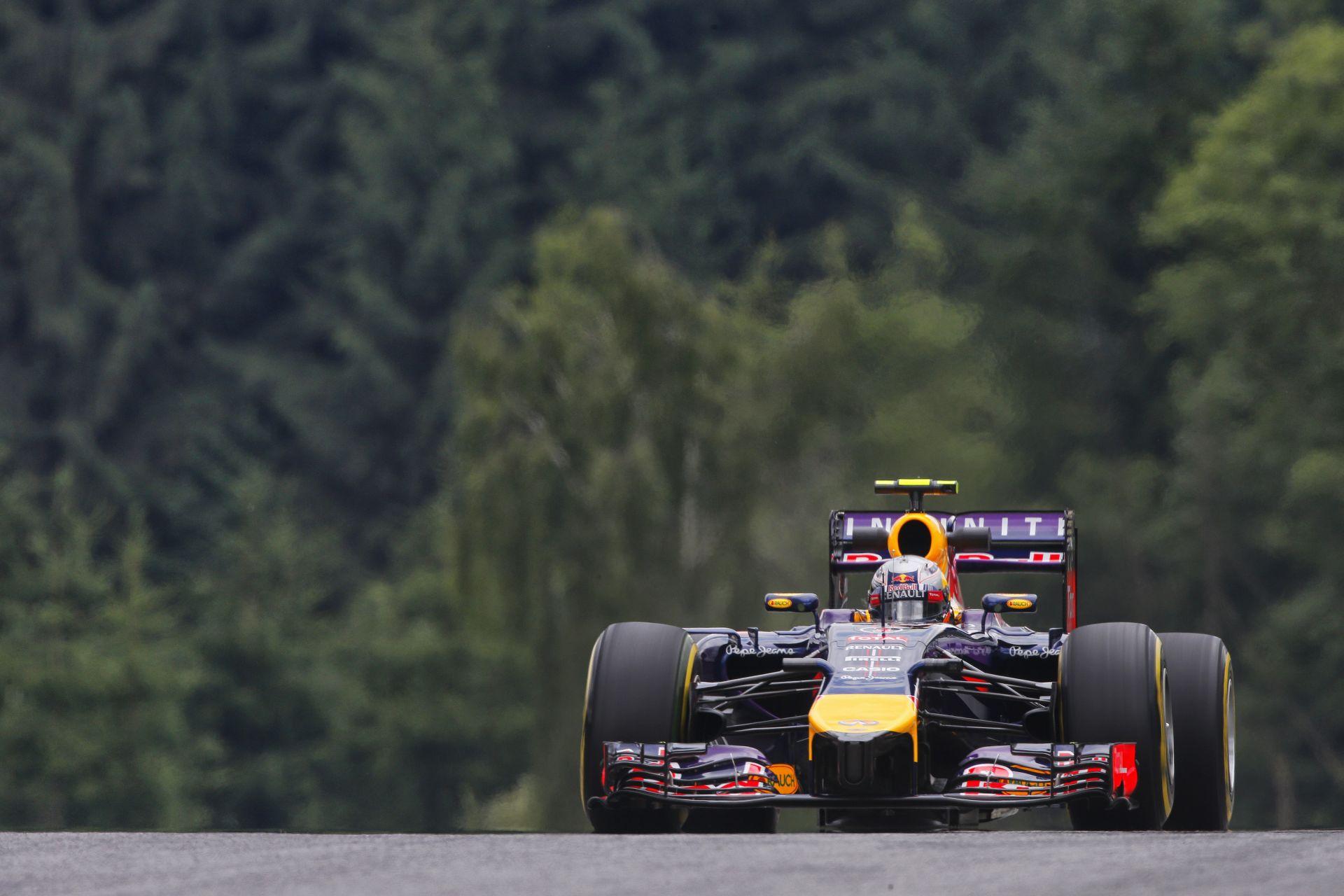 Ricciardo: A Mercedes nagyon messze van, de Kanadában is ez volt