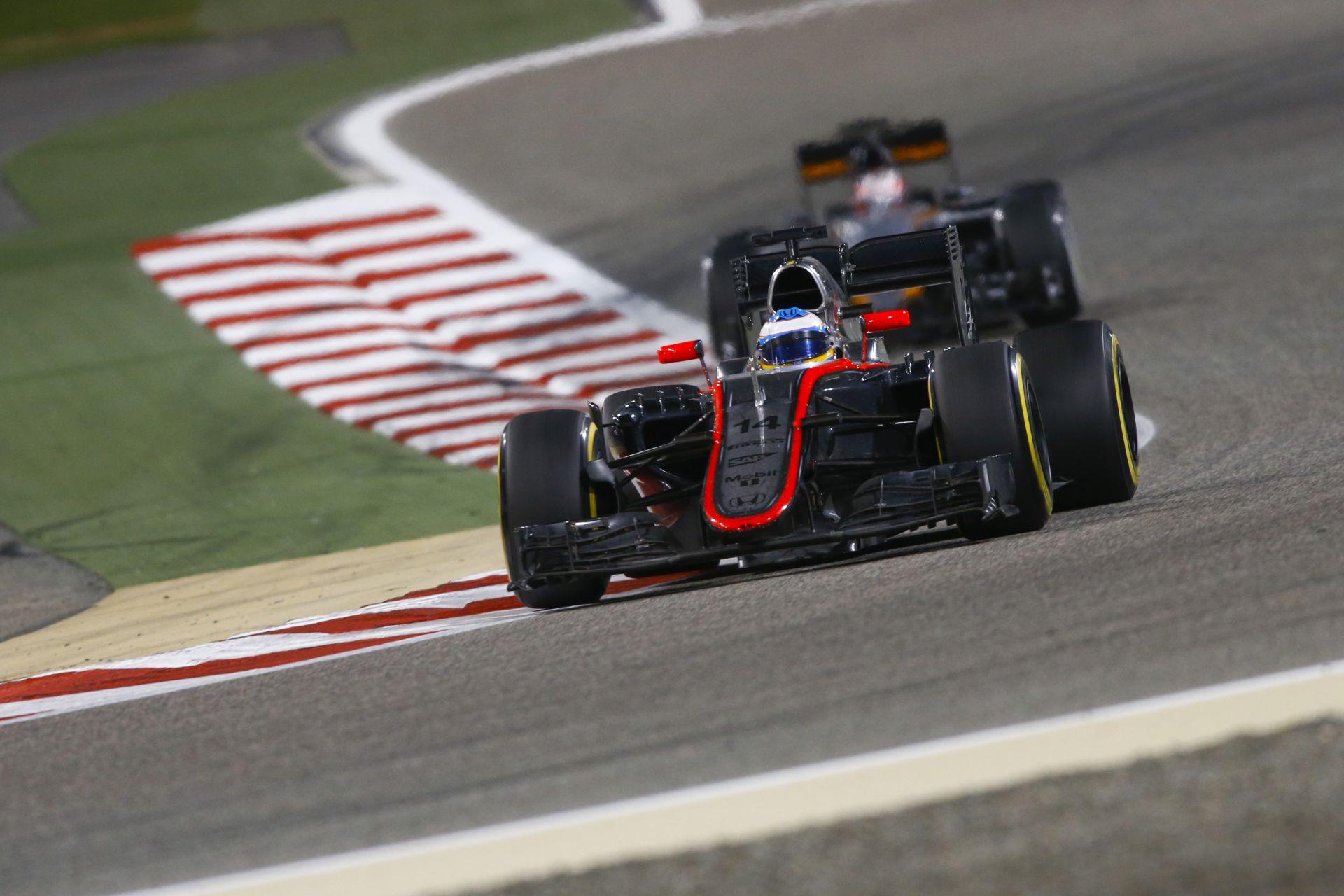 McLaren: Hamarosan egy győztes autónk lesz és a legjobbak között leszünk!