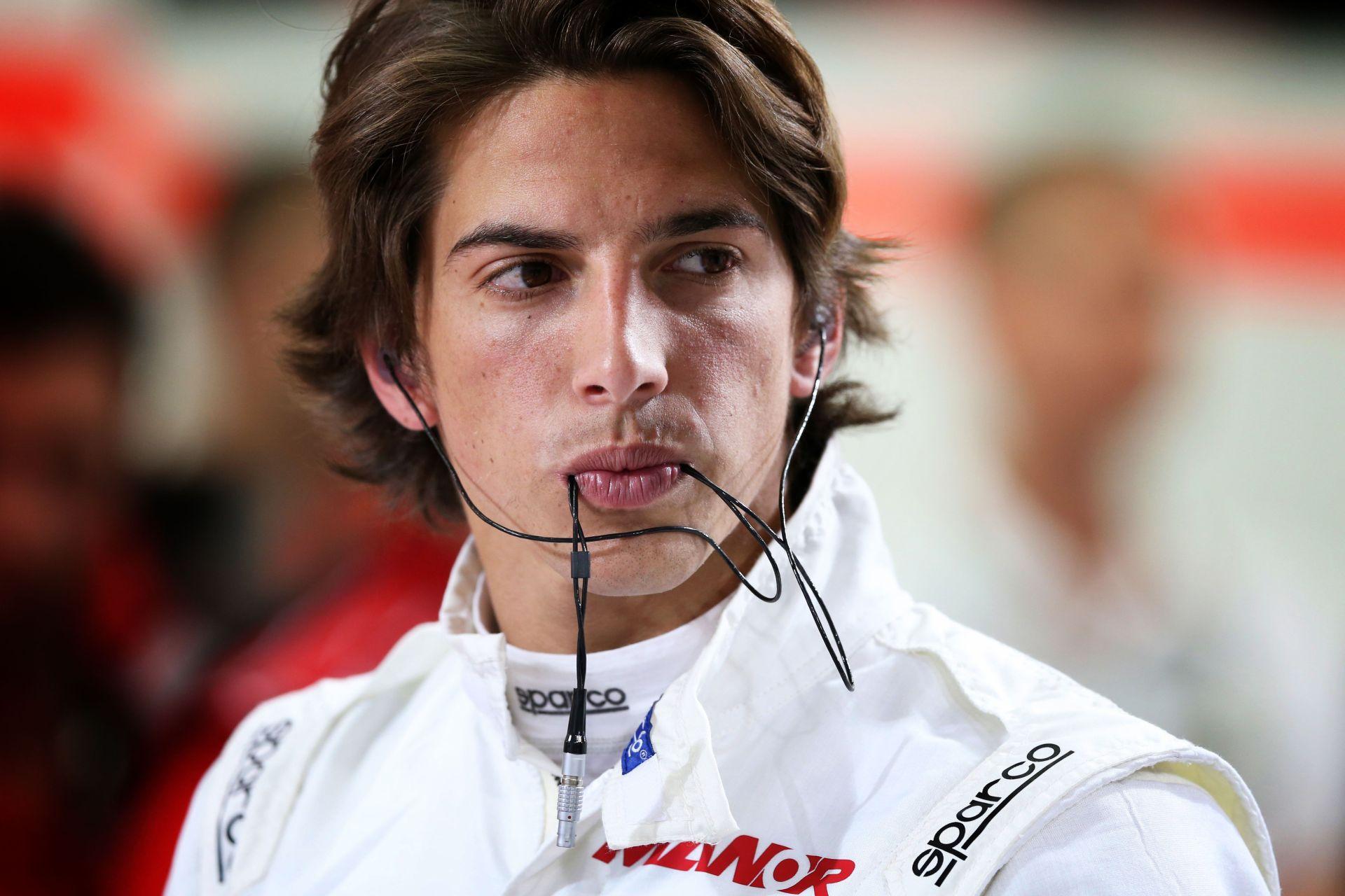 Merhi bevallotta: A Spanyol Nagydíj lehet az utolsó számára a Manor F1 Team-nél