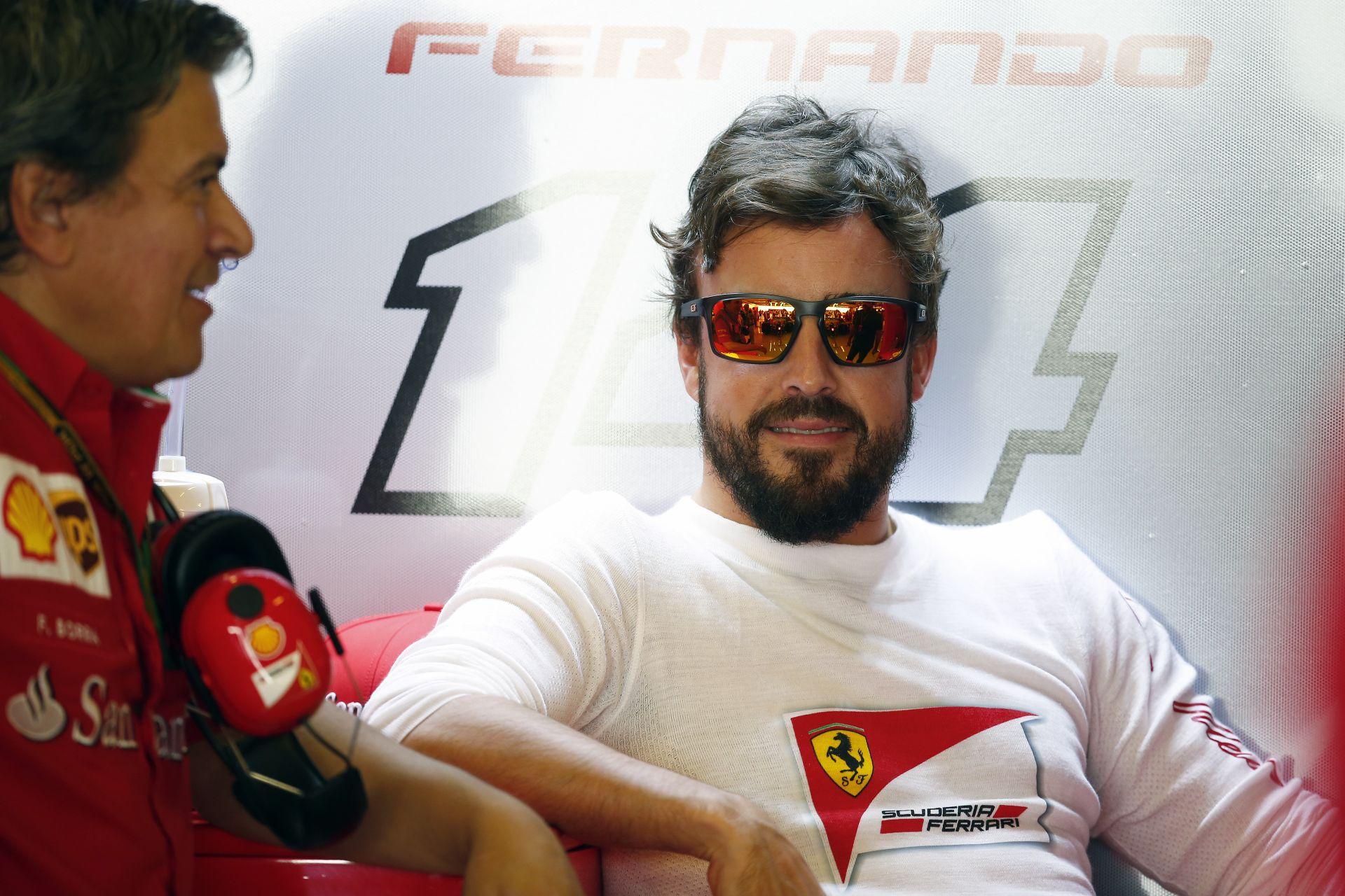 Majd az idő megmondja, hogy Alonso rosszul döntött, vagy sem