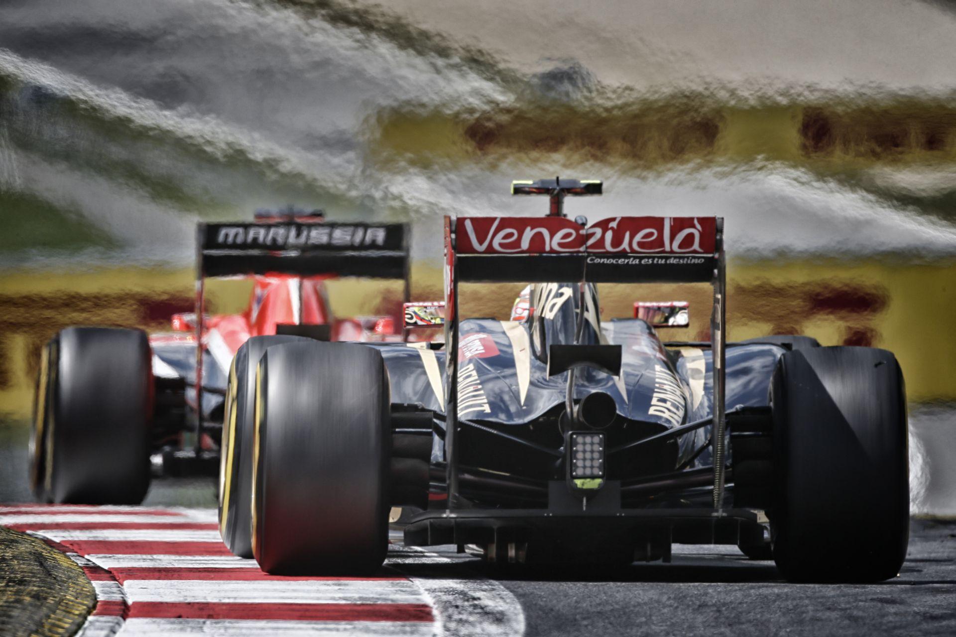 Mercedes motorra vált a Lotus? Komoly bajban lehet a Renault