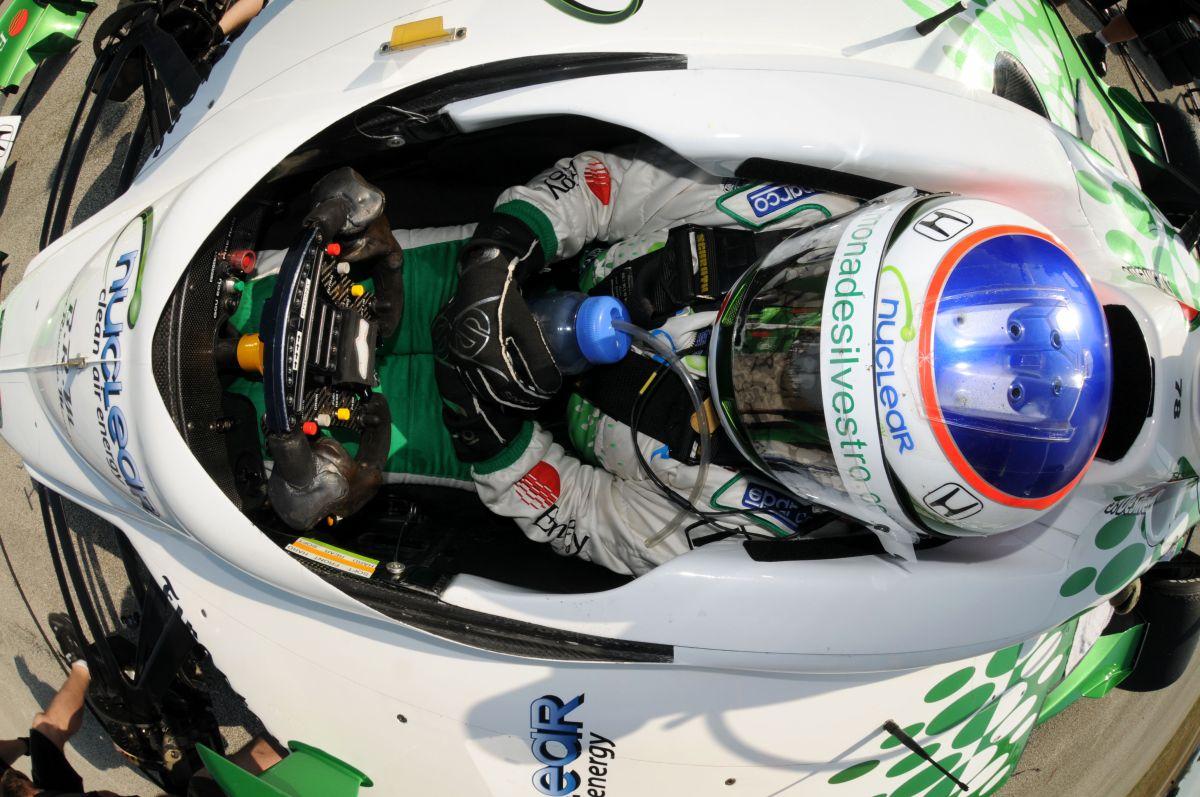 """Újra autóban Simona de Silvestro, a Sauber """"marketingfogása"""": szól a V8-as Valenciában"""