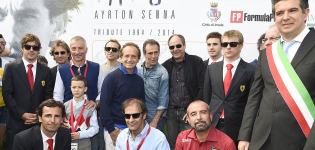 Raikkönen: Bárcsak meg lehetne változtatni a múltat és Senna még élhetne