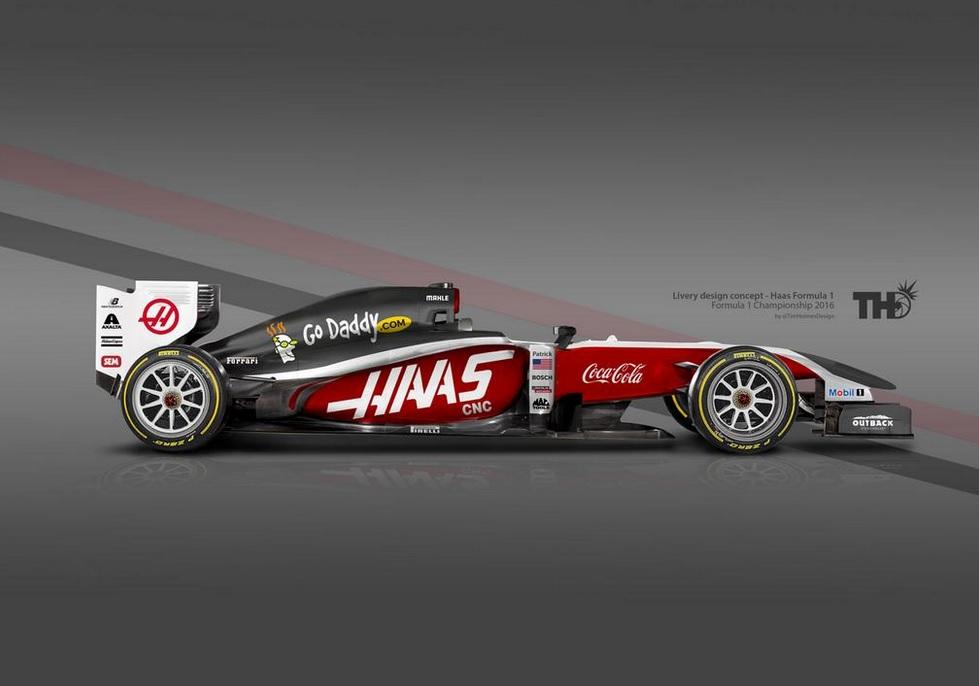 A Haas F1 Team újabb lépést tett a Forma-1 felé