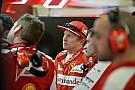 Räikkönen csak dicsérni tudja új versenymérnökét