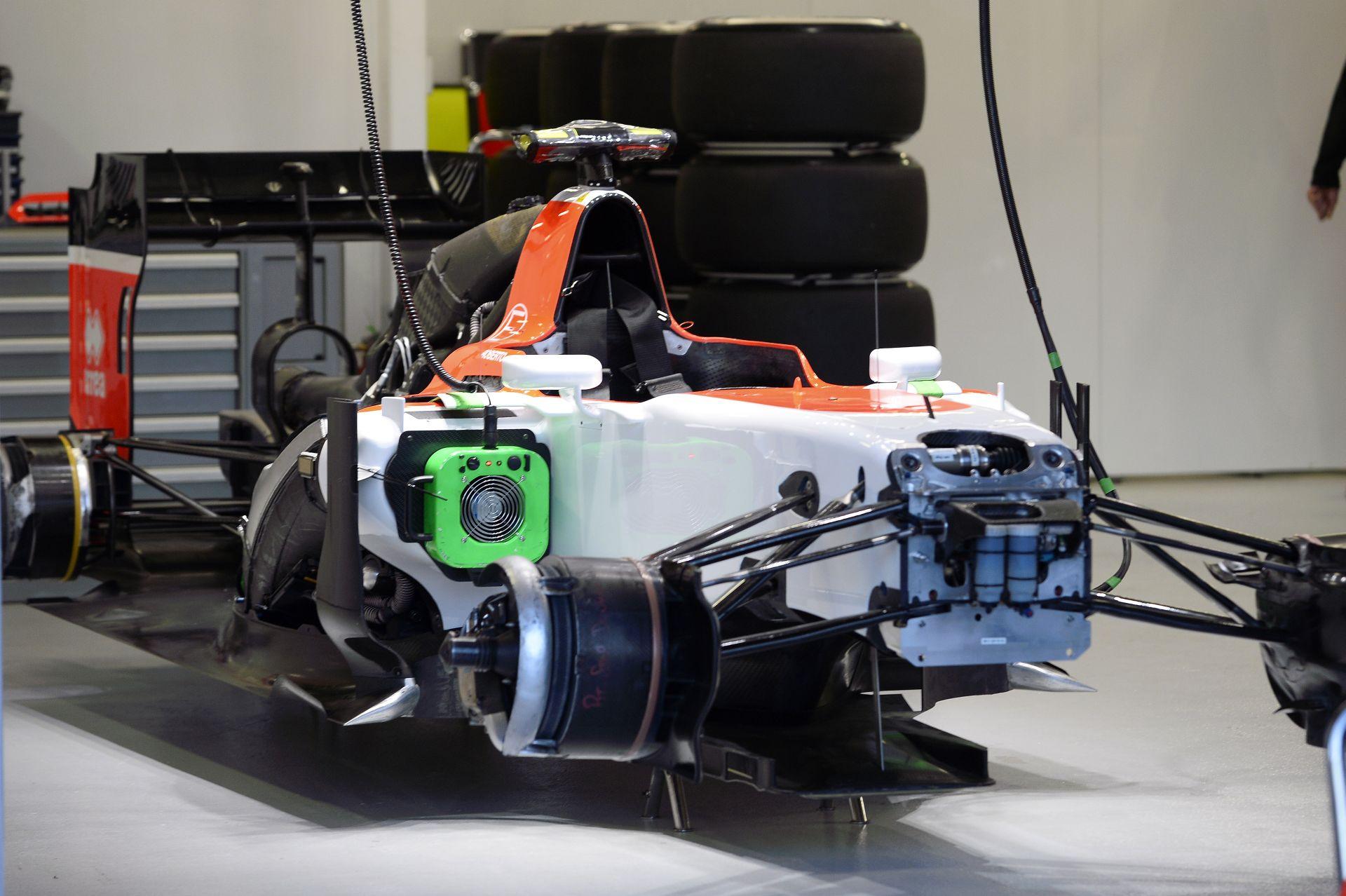 Kétség sem férhet hozzá, hogy a Manor F1 Team Malajziában már ott lesz