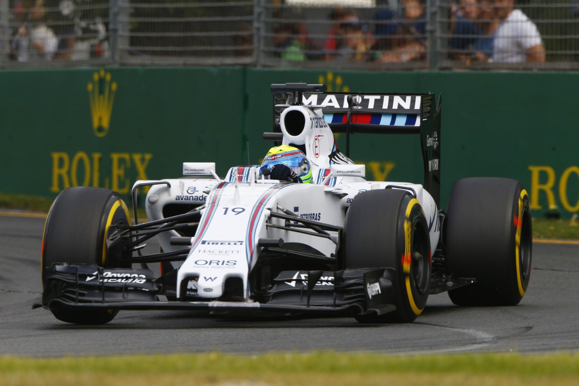 Massa: Ma a Ferrari gyorsabb volt