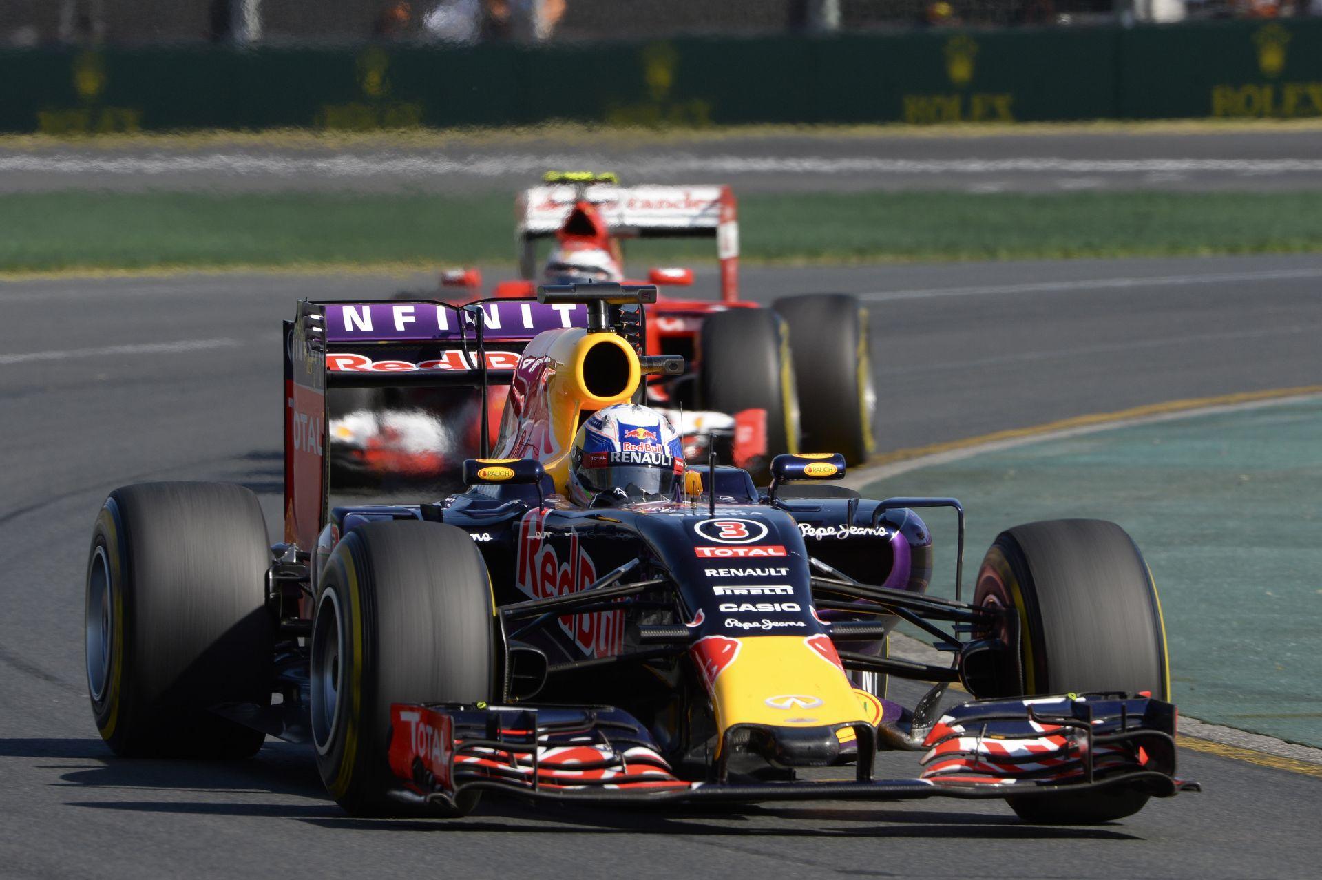 A Red Bull dühöng a szabályok miatt