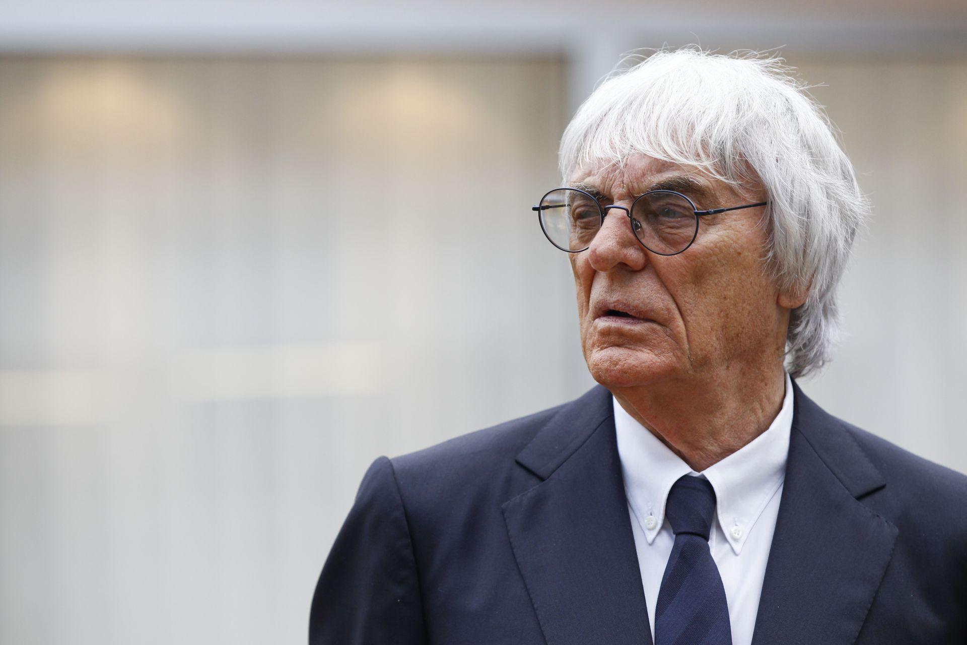 Nem Bernie Ecclestone hibája, hogy idén nem lesz Német Nagydíj a Forma-1-ben