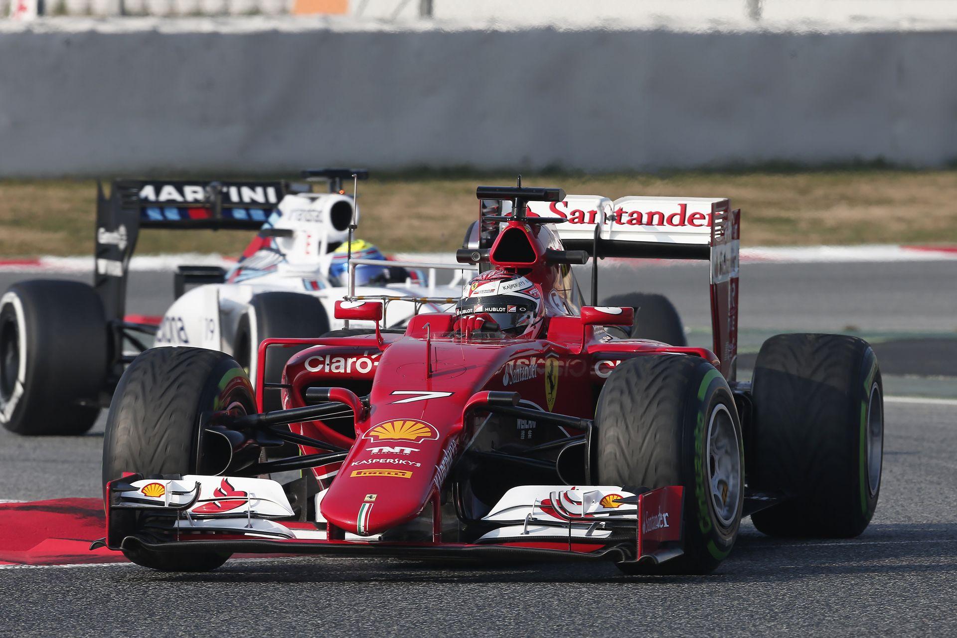 Mika Salo: Meglepett, hogy a Ferrari a Williams előtt végzett
