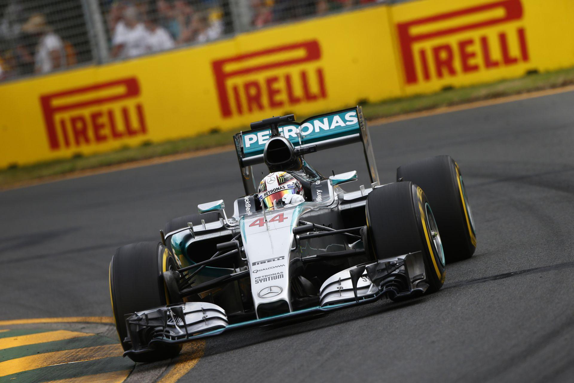 Mercedes: Lássuk Malajziát!