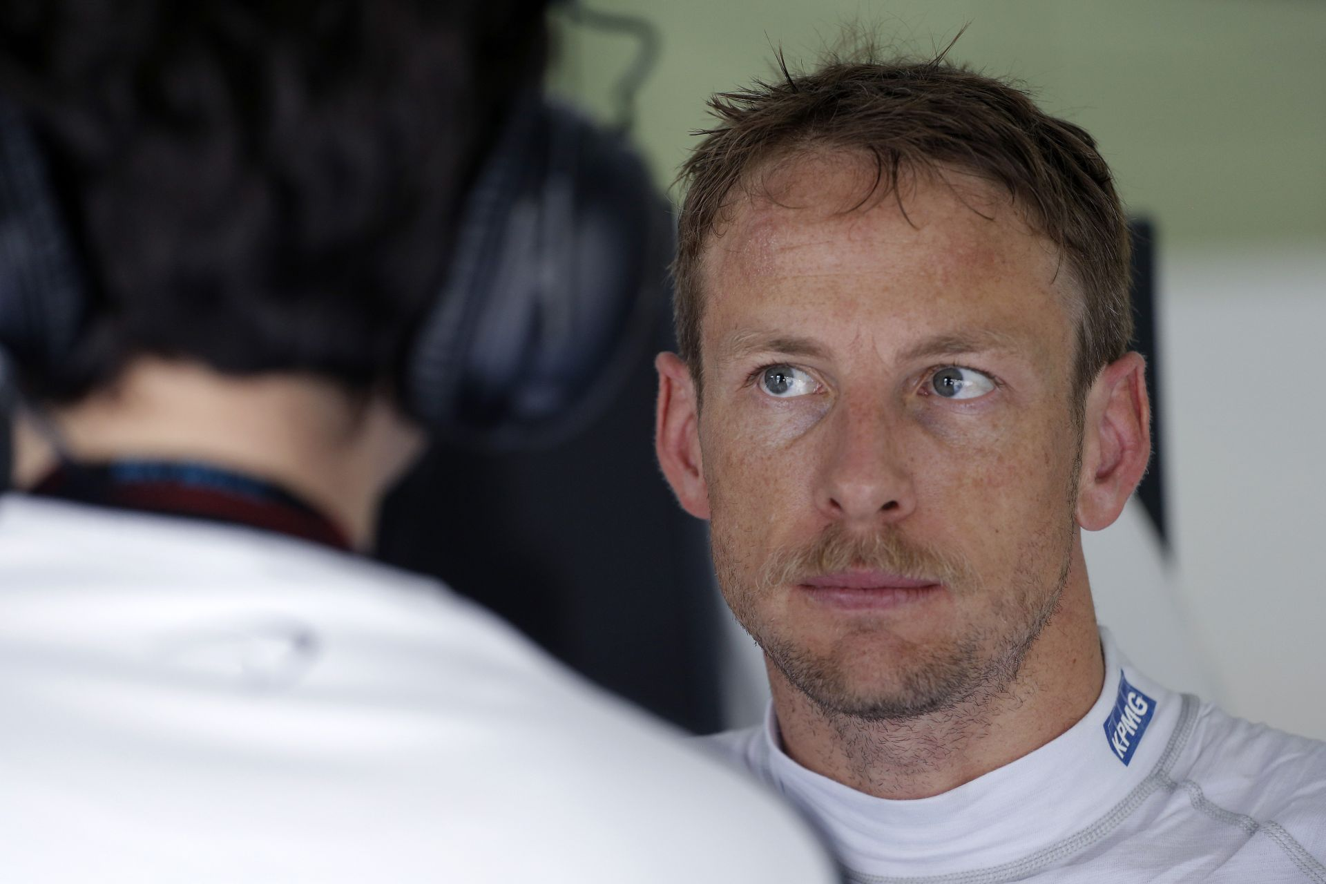 Button panaszkodik a McLaren túlzott alulkormányzottságára