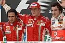 Massa: Alonso a legjobb, Raikkönen előtt pedig 2007-ben és 2008-ban is bajnok lehettem volna