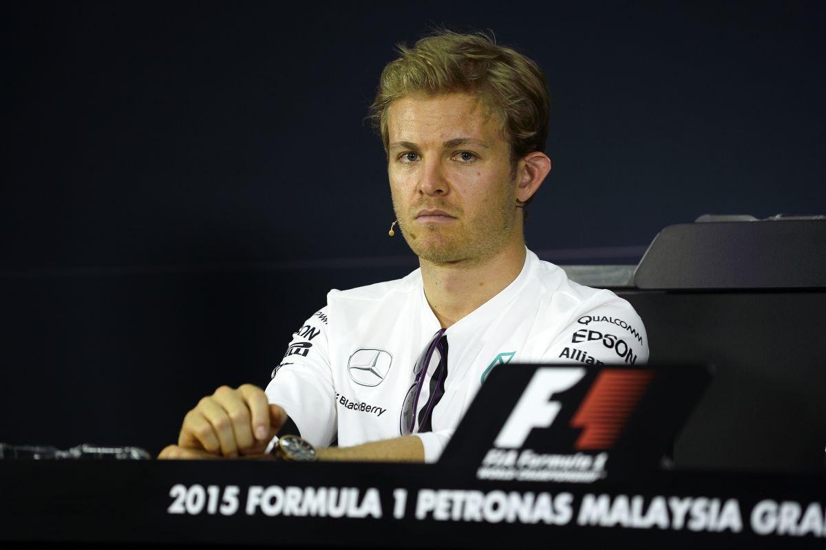 Rosberg megkapta, amit akart, de nem boldog: túl közel került a Ferrari