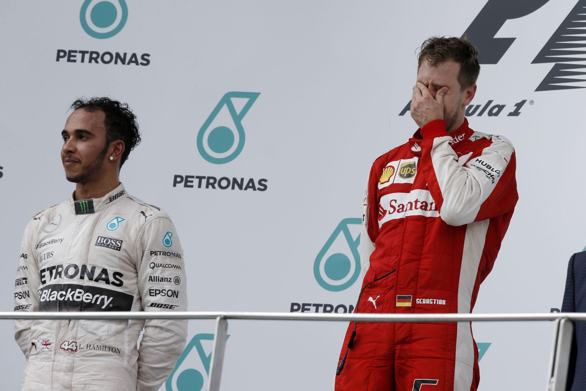 Marko Vettel győzelmére fogadott: Több mint 400 eurót nyert