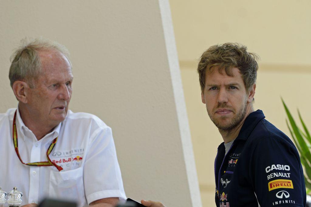 Marko: Most majd rájönnek Vettel igazi értékére!