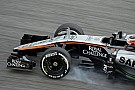 Force India: 38 másodperc hiányzik, hogy pontot szerezzünk