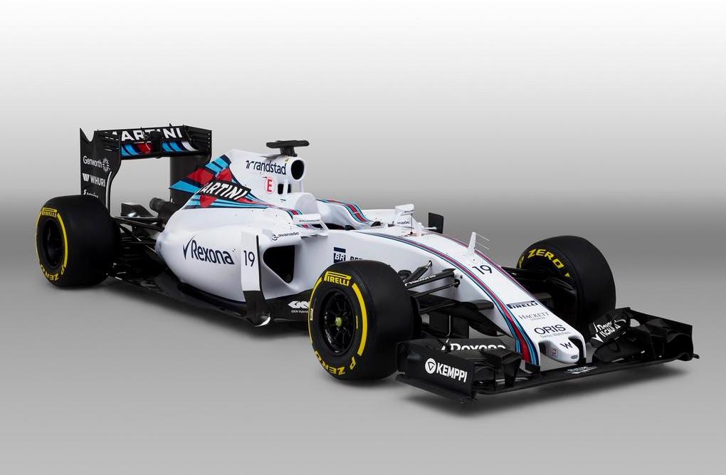 A Williams is lerántotta a leplet az új F1-es gépéről: FW37 Jerezben