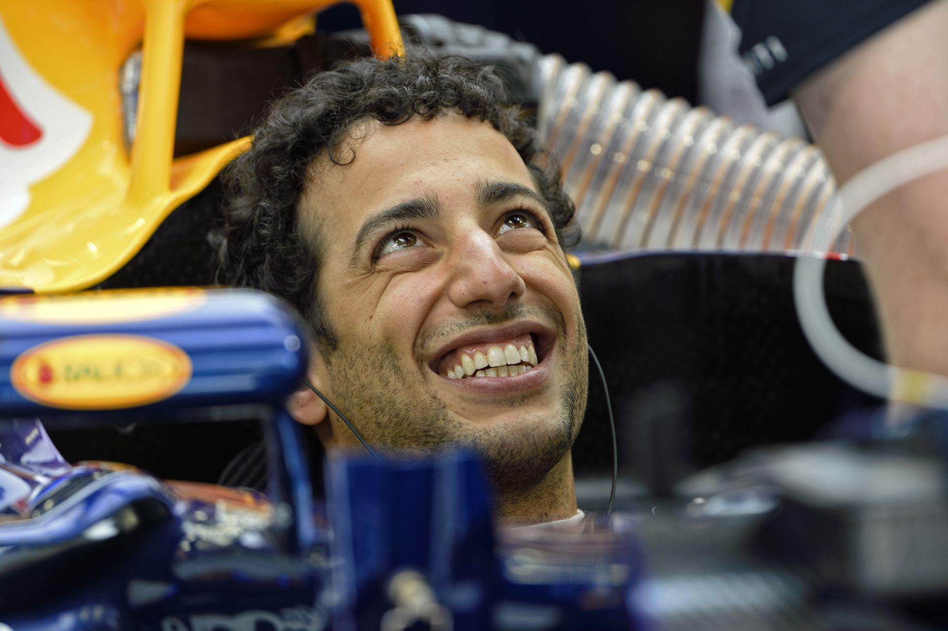 Alesi: Eddig nálam Ricciardo az év meglepetése
