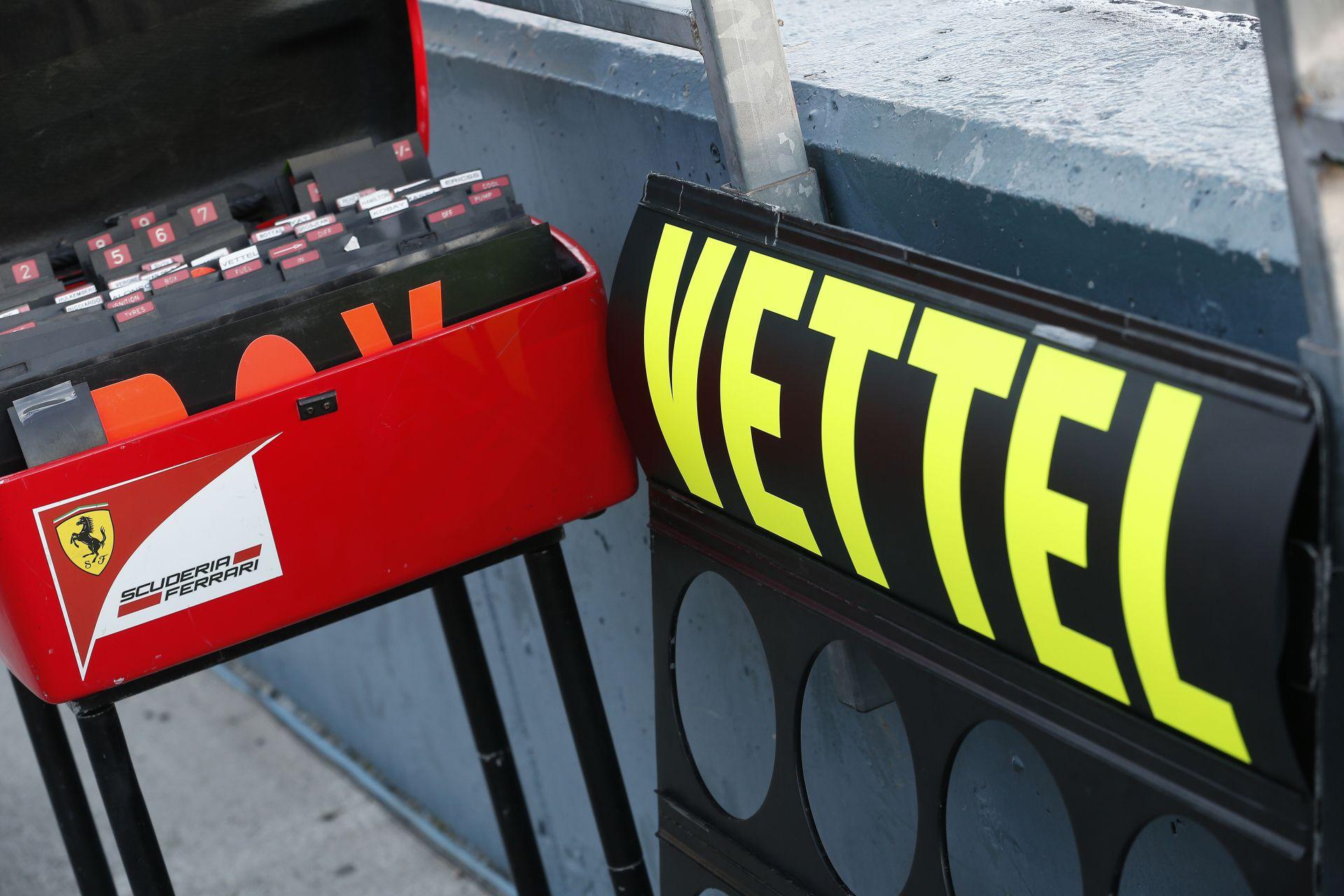 Nemcsak, hogy jól fogyaszt az új F1-es Ferrari, de a gumikezelése is rendben van