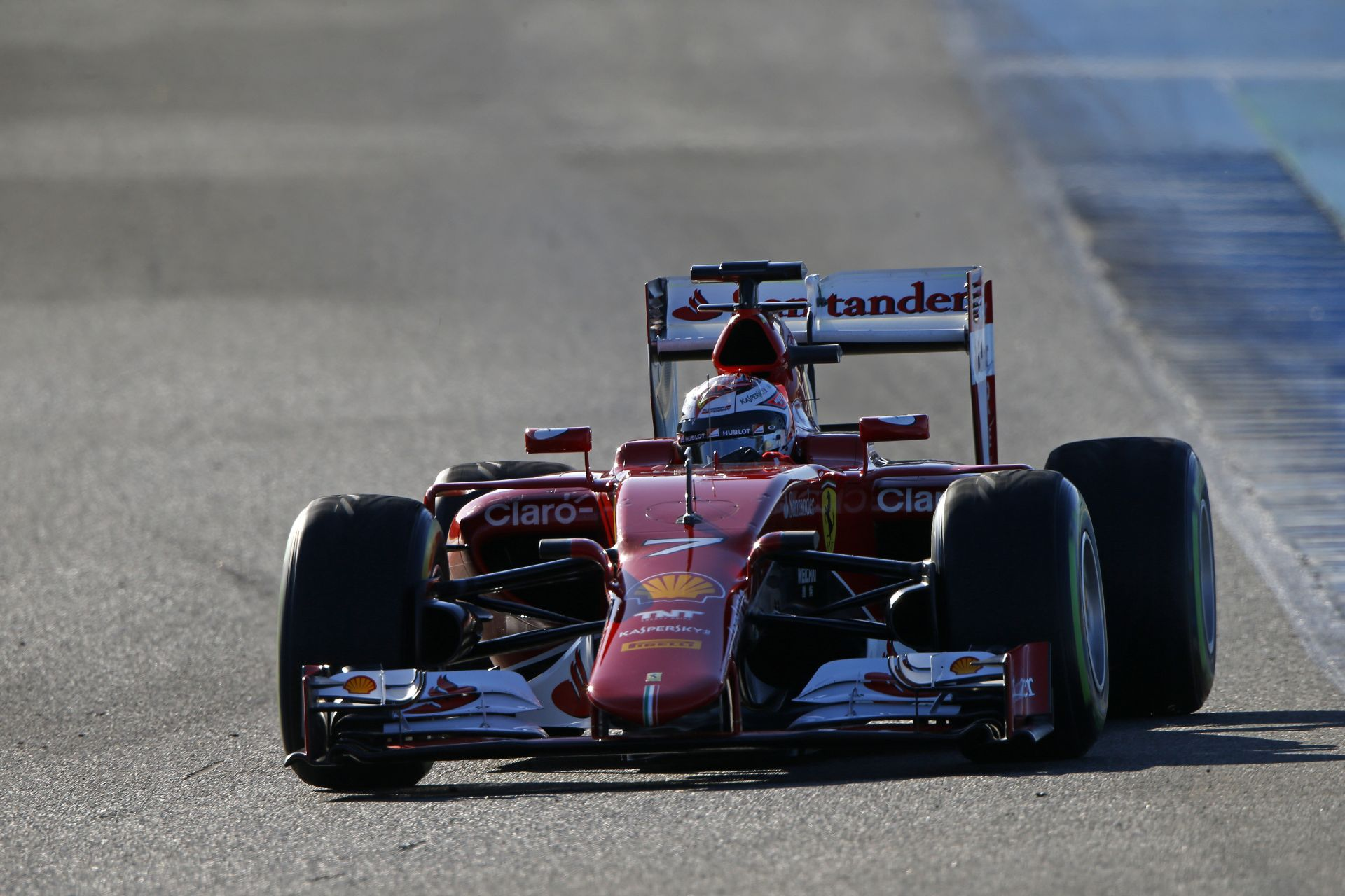 A Ferrari ezen a héten a lóerőkre fog koncentrálni Raikkönennel és Vettellel