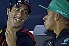 Button szerint Ricciardo Kínában sokkal gyorsabb, mint Vettel