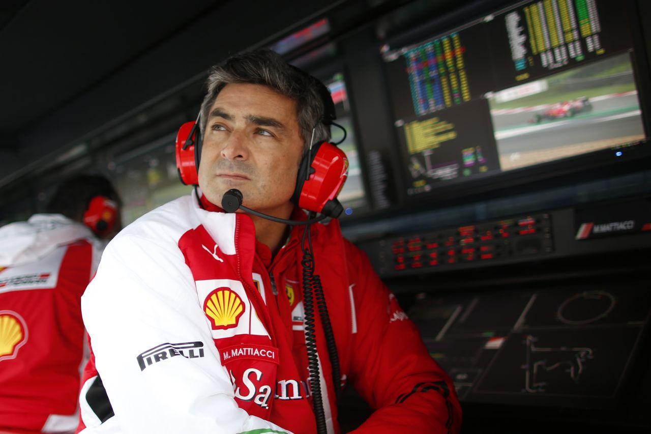 Dennis biztos benne, Mattiacci ugyanazt akarja a Ferrarinál, mint ő a McLarennél