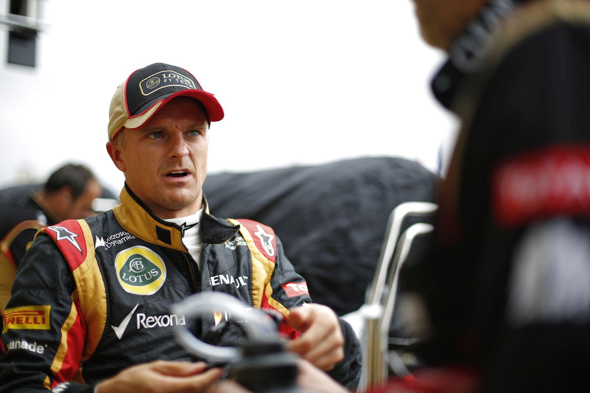 Röviden: Kovalainen lehet a Mercedes F1-es tesztpilótája