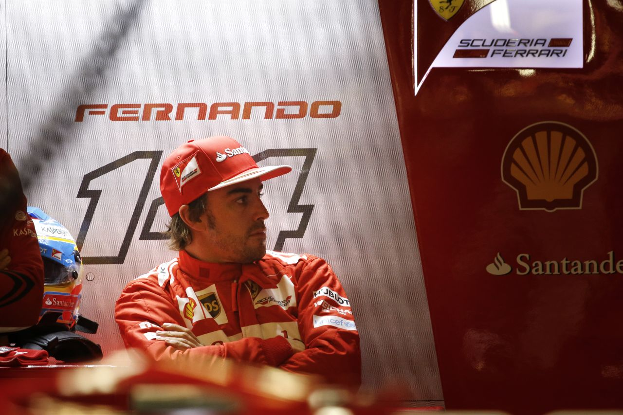 Alonso: kell a normális fejlesztés, plusz még valami, ha fel akarunk zárkózni