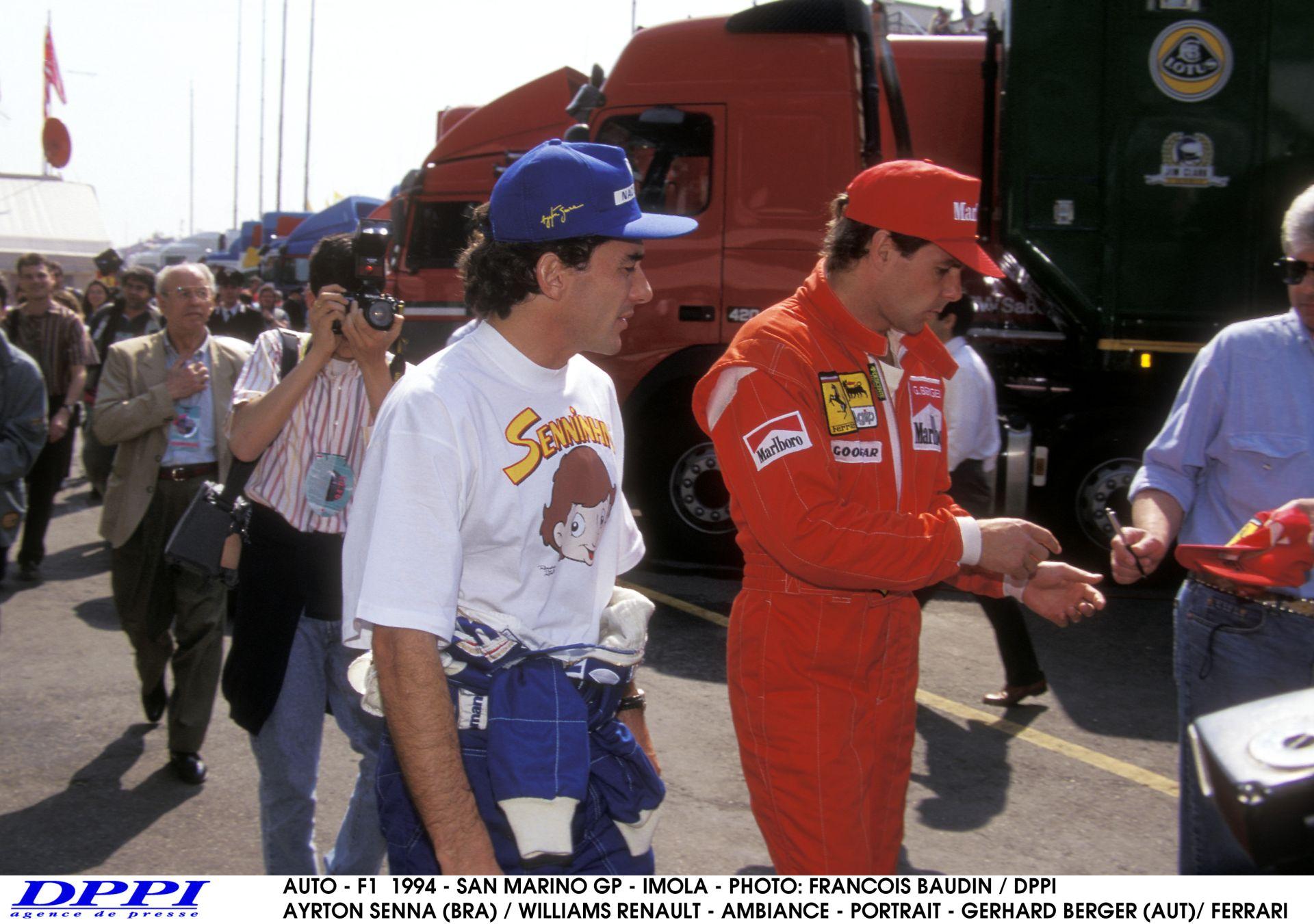 Montezemolo: Senna a Ferrarinál fejezhette volna be a pályafutását a Forma-1-ben