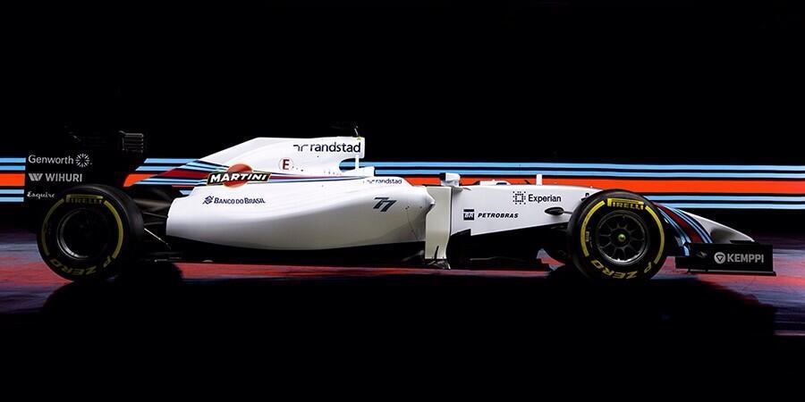 Videón a Williams új festése: tegnap leleplezték az FW36 egyenruháját