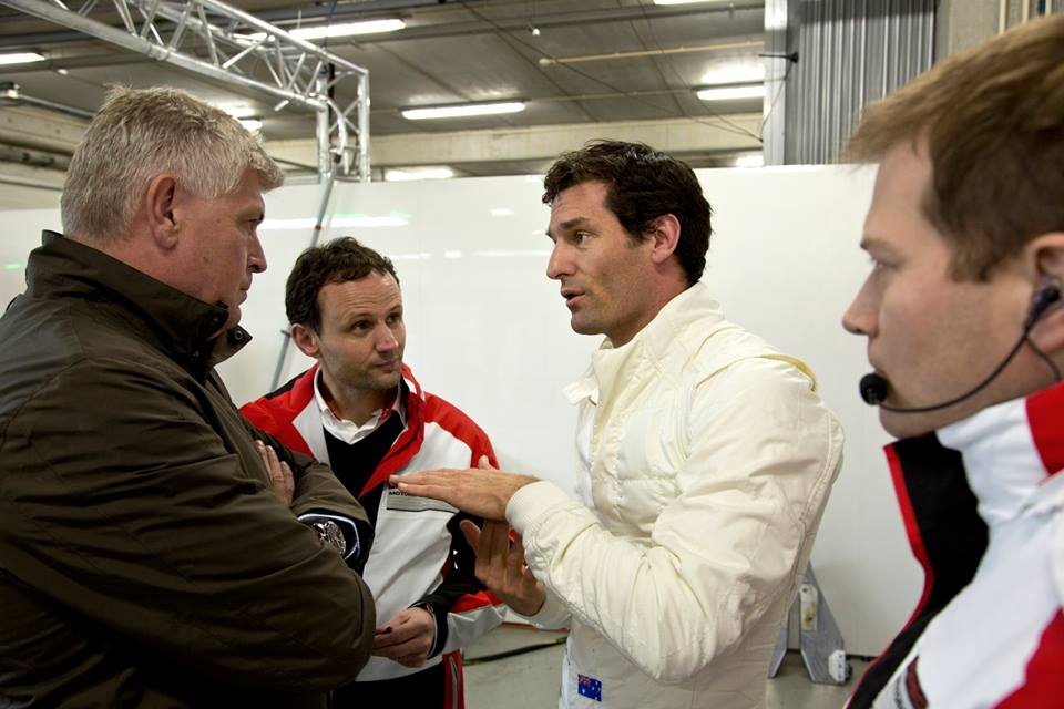 Webber: Nagyon örülnék, ha a Williams visszatérne a csúcsra
