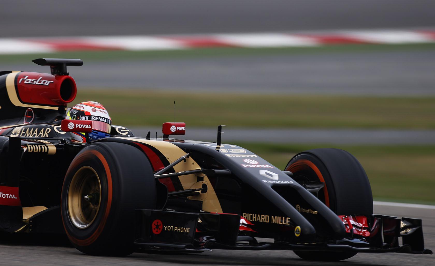 Maldonado szerint a Lotus adott esetben még nagy meglepetést is okozhat Ausztráliában