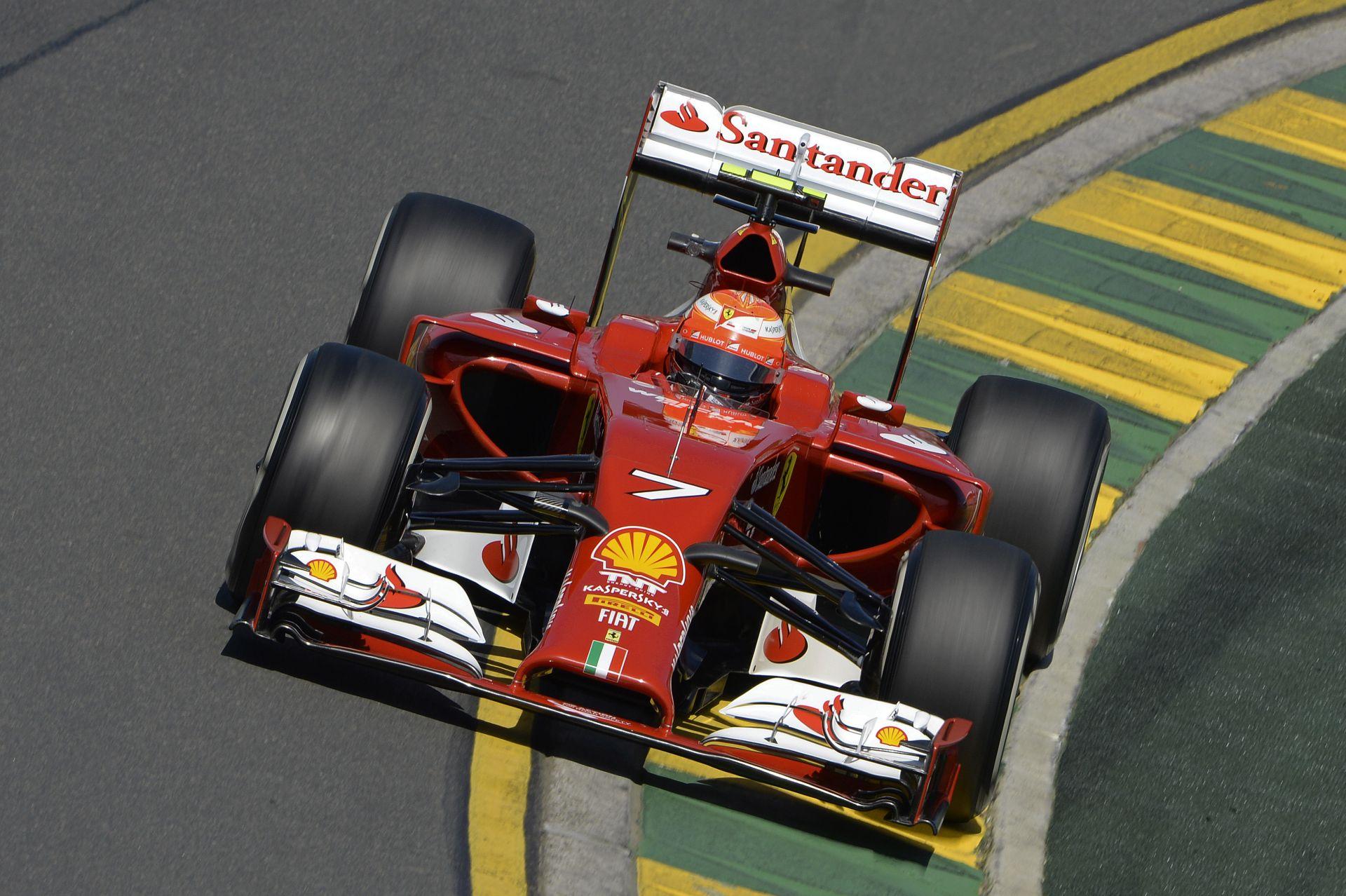 Ausztrál Nagydíj 2014: Kövesd ÉLŐBEN az idei év második F1-es szabadedzését (6:30)