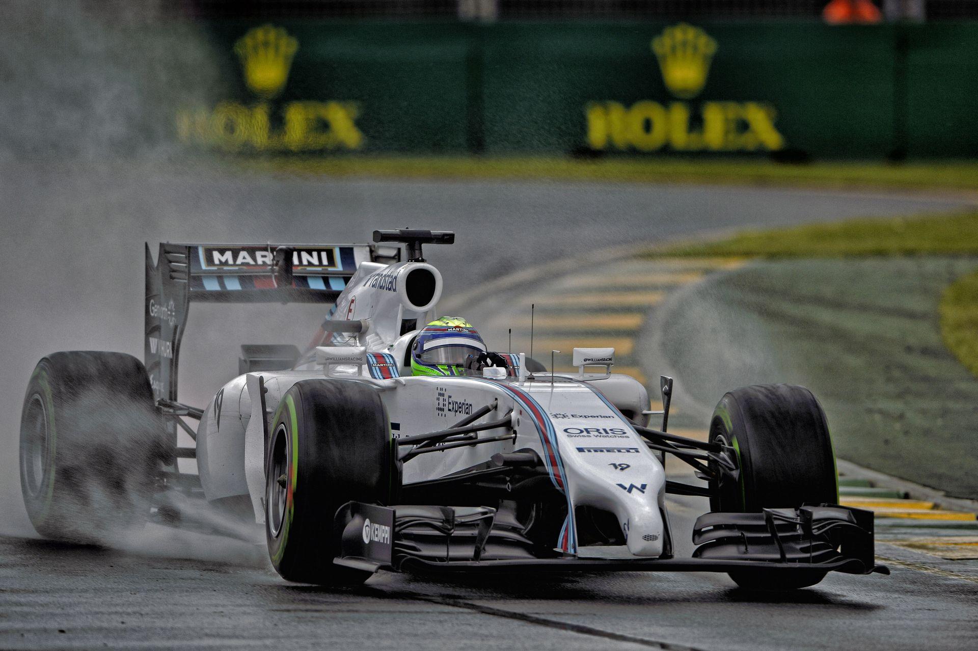 Massa: A Williams is vezethetné most a bajnokságot, de a legjobbak lehetünk