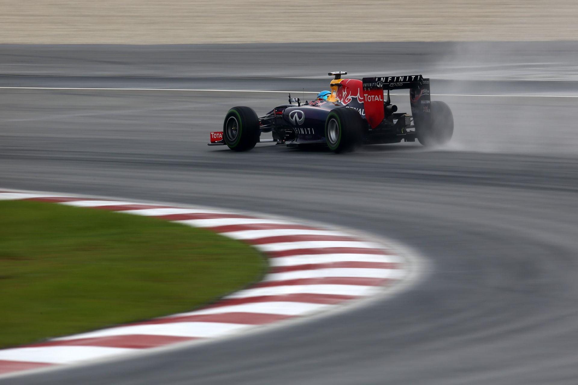 Vettel nem hibáztatja Rosberget az időmérőn történtekért