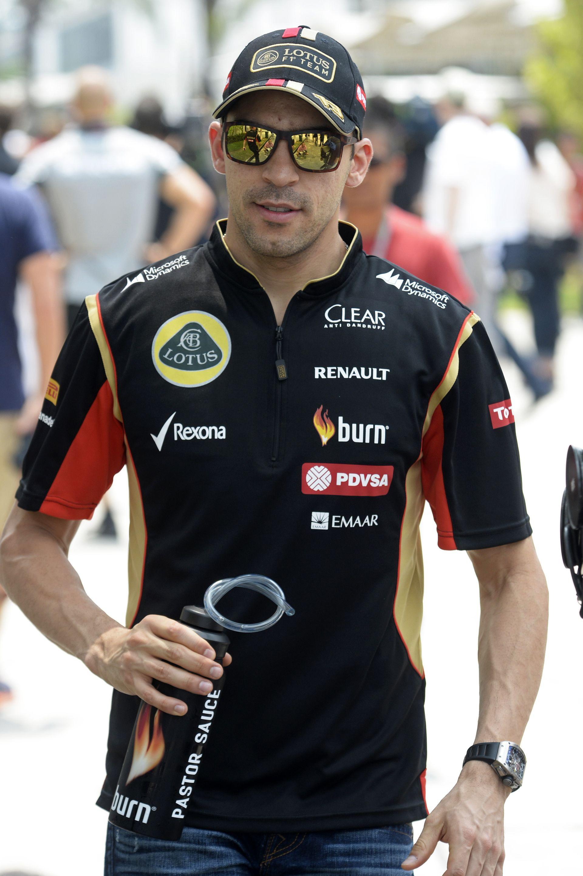 Maldonado: Nem a baleset miatt adtam fel a futamot…
