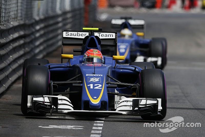 Sauber: Ericsson e Nasr si sono chiariti sull'incidente di Monaco