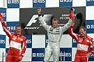 Galería: 10 podios del GP de Canadá