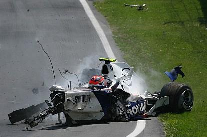 Vor 9 Jahren: Der fürchterliche Unfall von Robert Kubica in Montreal