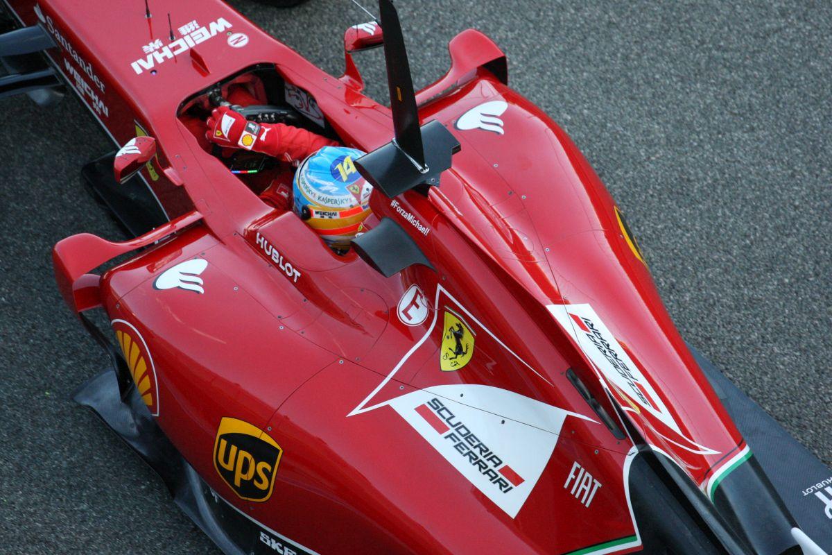 Stefano Domenicali: Jó úton halad előre a Ferrari