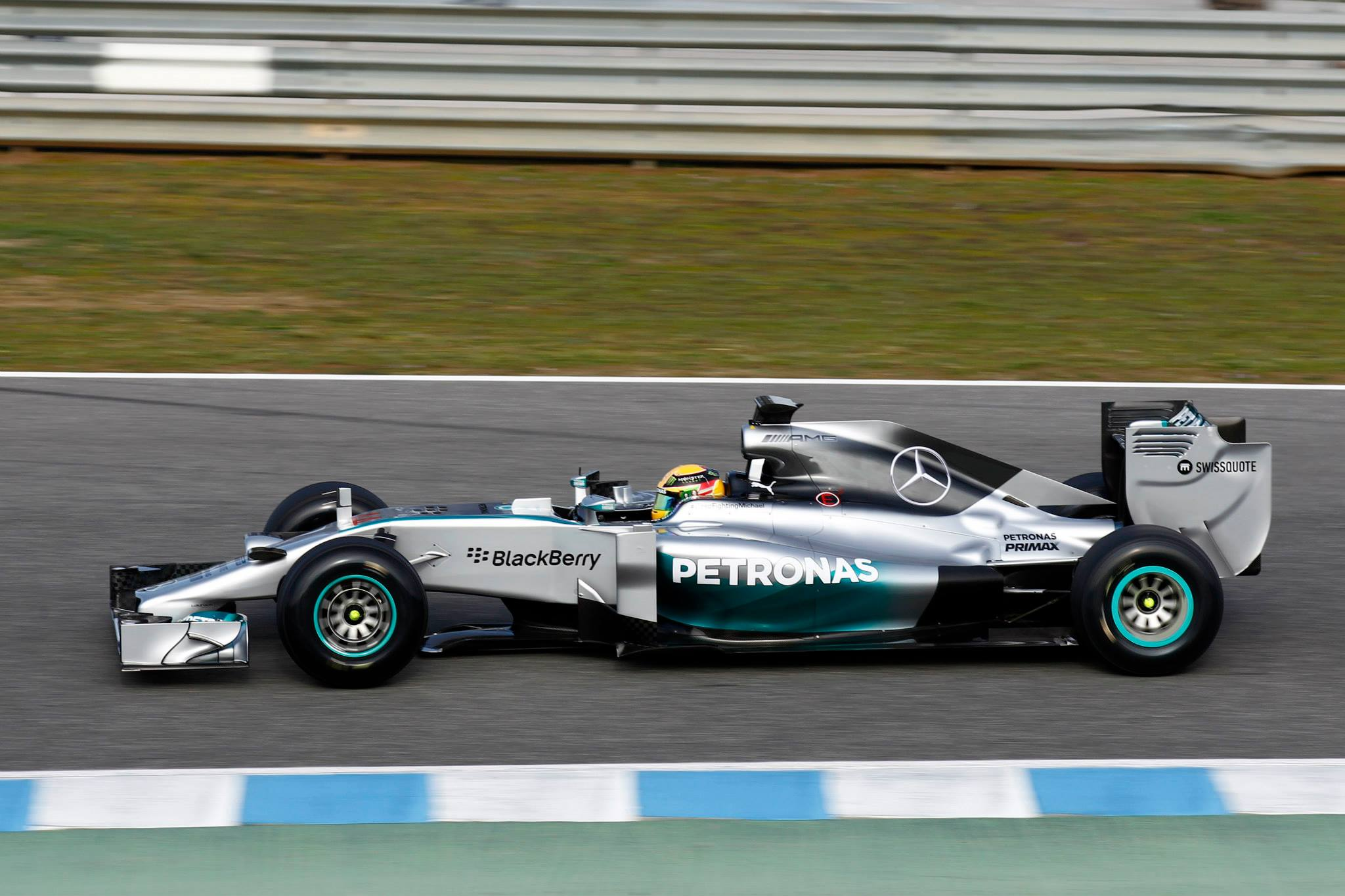 F1 2014: Statisztikák az első téli tesztről – kilométerek, körszámok