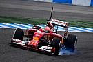 Röviden: Rigon 2015-ig hosszabbított a Ferrarival (Frissítve)