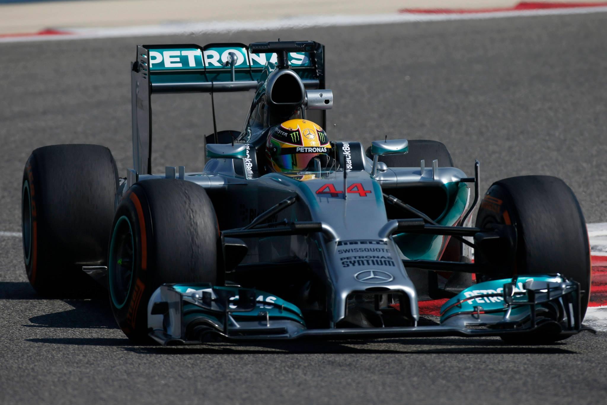 Forma-1 2014: Kövesd élőben a második bahreini F1-es tesztnapot a helyszínről (ÉLŐ)