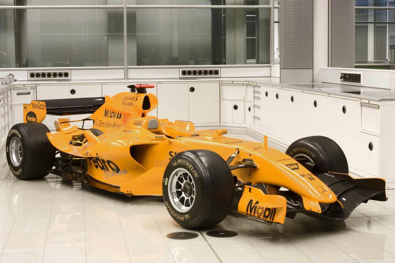 Egyelőre nem lesz narancssárga festés a McLarenen