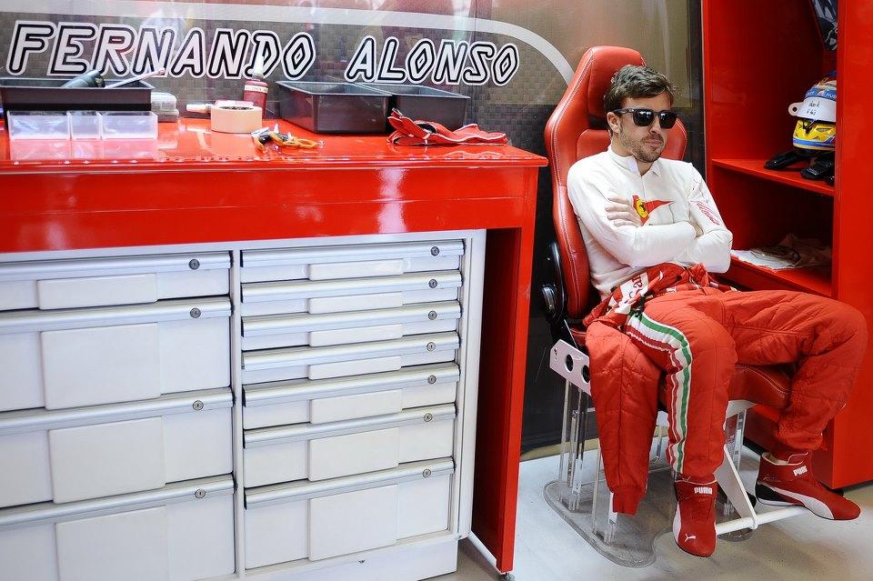 Alonso: Nem tudom, hogy miért kellett félreállnom