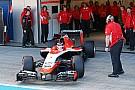 Marussia: Pozitív bemutatkozás Jerezben